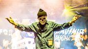 Ambiance, foule et concerts: magnifiques photos du Dour Festival jour 1