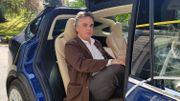 Alexandre Jardin parle de sa mère dans Hep Taxi !
