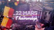 Le 22 mars Cérémonies d'hommage en direct