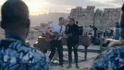 Chris Martin et Stromae s'éclatent dans un incroyable live + album de Coldplay en écoute intégrale
