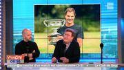 Roger Federer était un mythe... Il devient une véritable légende !