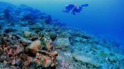 Les archéologues découvrent une épave romaine, remplie d'amphores, au large d'une île grecque