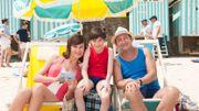 Kad Merad et Valérie Lemercier, les parents du Petit Nicolas en vacances