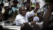 Martin Fayulu, candidat de l'opposition aux élections présidentielles