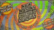 Nick Mason en concert en Belgique le 18 mai 2020
