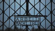 "Vol au camp nazi de Dachau: Merkel condamne un acte ""abominable"""