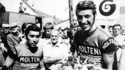 Eddy Merckx et Joseph Bruyère le 25 août 1976