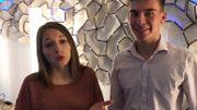 Plus jeune entrepreneur de Wallonie et vieux croutons dans Empreinte digitale