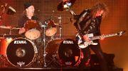 Kirk Hammett souhaite un bon anniversaire à Lars Ulrich