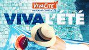 Bouger tout l'été avec la compilation VIVA L'ETE!