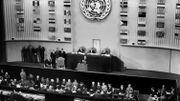 Roland De Bodt : une mise en perspective de la Déclaration des Droits de l'Homme