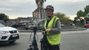 Nouvelle mobilité, pourquoi ont-ils franchi le pas? Elle visite ses patients à vélo électrique