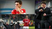 """""""En 30 secondes, tout est niqué !"""" Grosse frustration lors d'Anderlecht-Standard"""