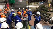 NLMK La Louvière compte 650 travailleurs.