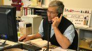 Chaque matin, de nombreux appels affluent au siège de Saint-Gilles
