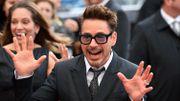 Robert Downey Jr. reste l'acteur le mieux payé