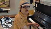 "Weezer chante ""Hero"" chez Jimmy Fallon"