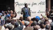 Les Sud-Africains déjà nombreux au cinéma pour revivre l'épopée Mandela