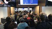 Jusqu'à une heure d'attente aux contrôles de sécurité à Brussels Airport et à Charleroi