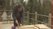 Construire une auge pour plantes alpines