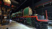 """Bruxelles: le musée """"Train World"""" atteint le cap des 100.000 visiteurs"""