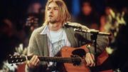 Kurt Cobain: le gilet vert en vente