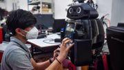 Coronavirus : en Thailande, des robots qui soignent les malades