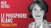 Le Phosphore Blanc, une fiction héroïque écrite par Pascale Seys