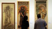 90 ans plus tard, des toiles monumentales d'Alfons Mucha arrivent à bon port