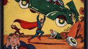 Un super prix de 3,2 millions de dollars pour la première BD de Superman