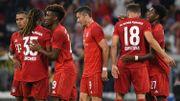 Le Bayern Munich étrille Fenerbahce et rejoint Tottenham en finale de l'Audi Cup