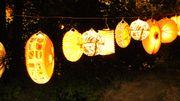 Atelier lampions pour Citizenlights !