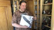 Fan Club : Michel Duterck de Ciney, fan de Led Zeppelin