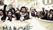 Trente ans après, les Marcheurs antiracistes défilent à l'écran, avec Jamel Debbouze