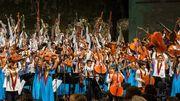 Le classique en télévision : L'Orchestre Symphonique National d'Enfants d'El Sistema Venezuela - Dir :Simon Rattle