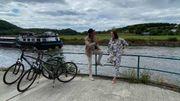 Sixième étape du Beau Vélo de RAVeL: Floreffe