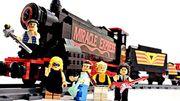 """[Zapping 21] Un fan de Queen recrée le visuel du clip """"Breakthru"""" en Lego"""