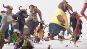 """Idris Elba, Shakira et Jason Bateman prêtent leurs voix aux animaux de """"Zootopie"""""""