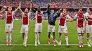 L'Ajax bat Heerenveen et reste à un point de Feyenoord