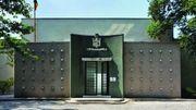 Pavillon belge à Venise, Thys - De Gruyter