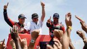 Nasser Al-Attiyah s'adjuge un troisième Dakar, Toyota et Overdrive leur premier