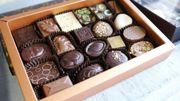Les chocolats belges : quoi de mieux, n'est-ce pas Candice Kother ?