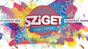 Rock: plus de 500 concerts en une semaine lors du Festival Sziget, au coeur de Budapest