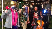 Viva for Life Tour avec Belfius: Fanny organise une Garden-Party dans le Brabant Wallon