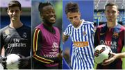 Quatre Diables Rouges prêts à briller en Liga cette saison