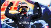 Stoffel Vandoorne remporte sa première victoire en clôture de la saison de Formule E à Berlin