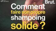 Environnement: comment faire son propre shampoing solide?