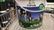 Des excréments de vache et de poule vendus en grande surface
