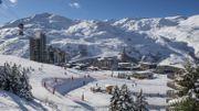 Les Menuires, une station de ski atypique au cœur des Alpes