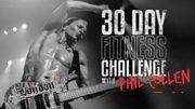 Vos 7 premiers jours de fitness avec Phil Collen de Def Leppard